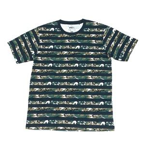Uniqlo Men's camo t-shirt